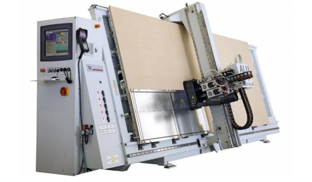 A képen a termék, egy Alu Ranger 4216L2R látható.