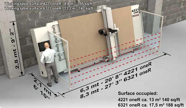 A képen a termék, egy ALU RANGER 4221 ONER látható.