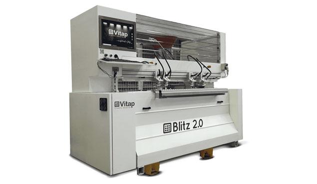 A képen a termék, egy Vitap Blitz 2.0 látható.
