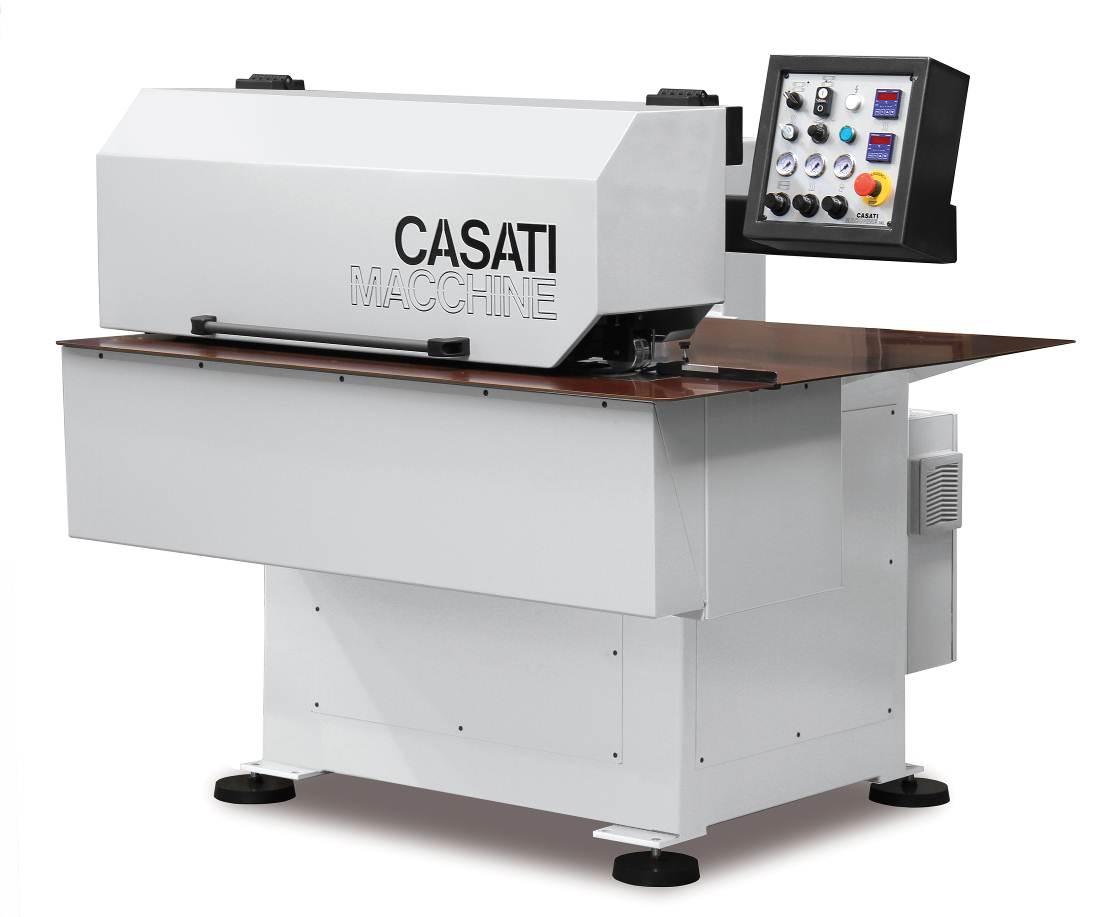 A képen a termék, egy Casati Linea 1000 furnértáblásító látható.