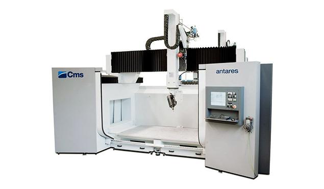 CMS Antares - CNC Műanyag Megmunkáló