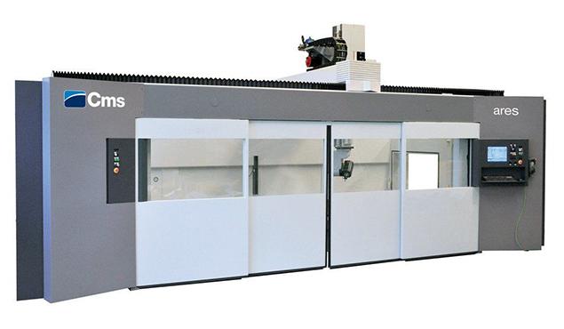 CMS Ares - CNC Műanyag Megmunkáló