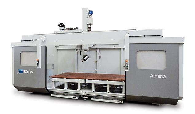 CMS Athena - CNC Műanyag Megmunkáló