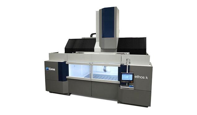 A képen a termék, egy CMS Ethos K - CNC Megmunkálóközpont látható.