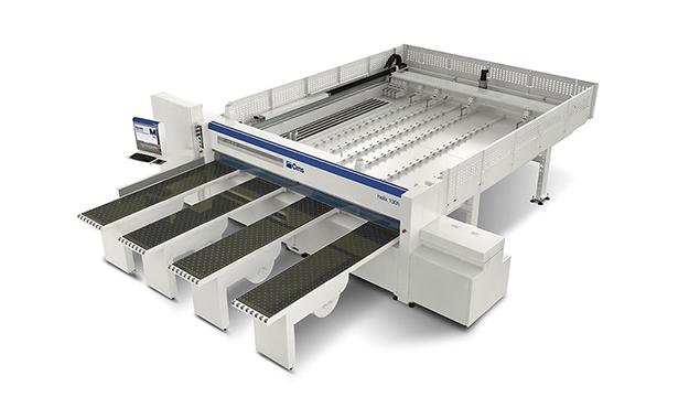 A képen a termék, egy CMS Helix - CNC Megmunkálóközpont látható.