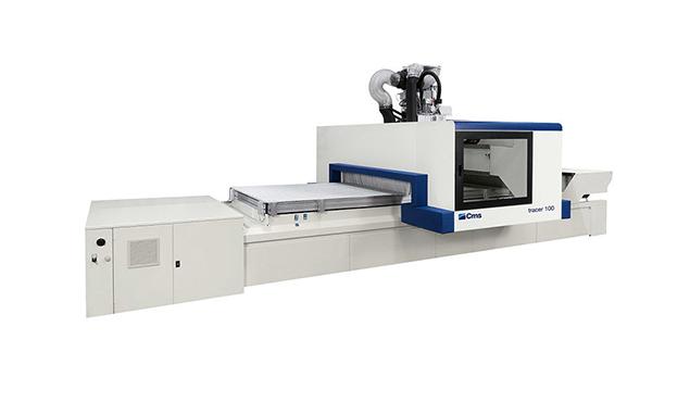 CMS Tracer 100 - CNC Műanyag Megmunkáló