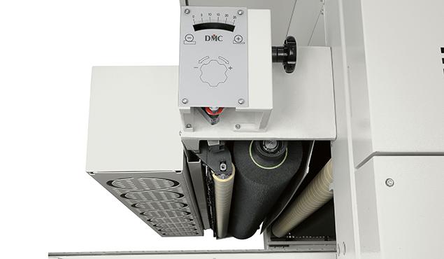 A képen a termék, egy DMC Eurosystem látható.