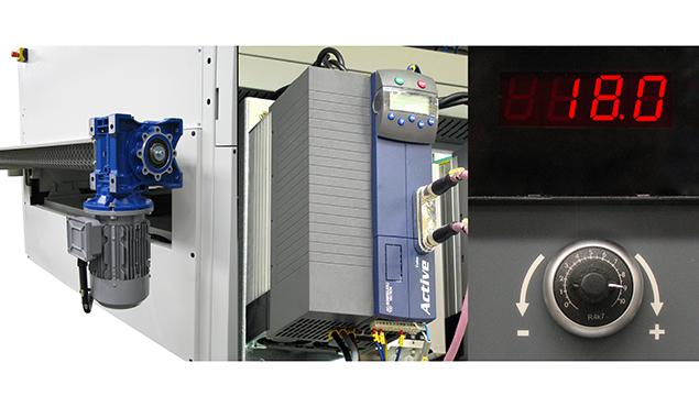A képen a termék, egy DMC SD 60 látható.
