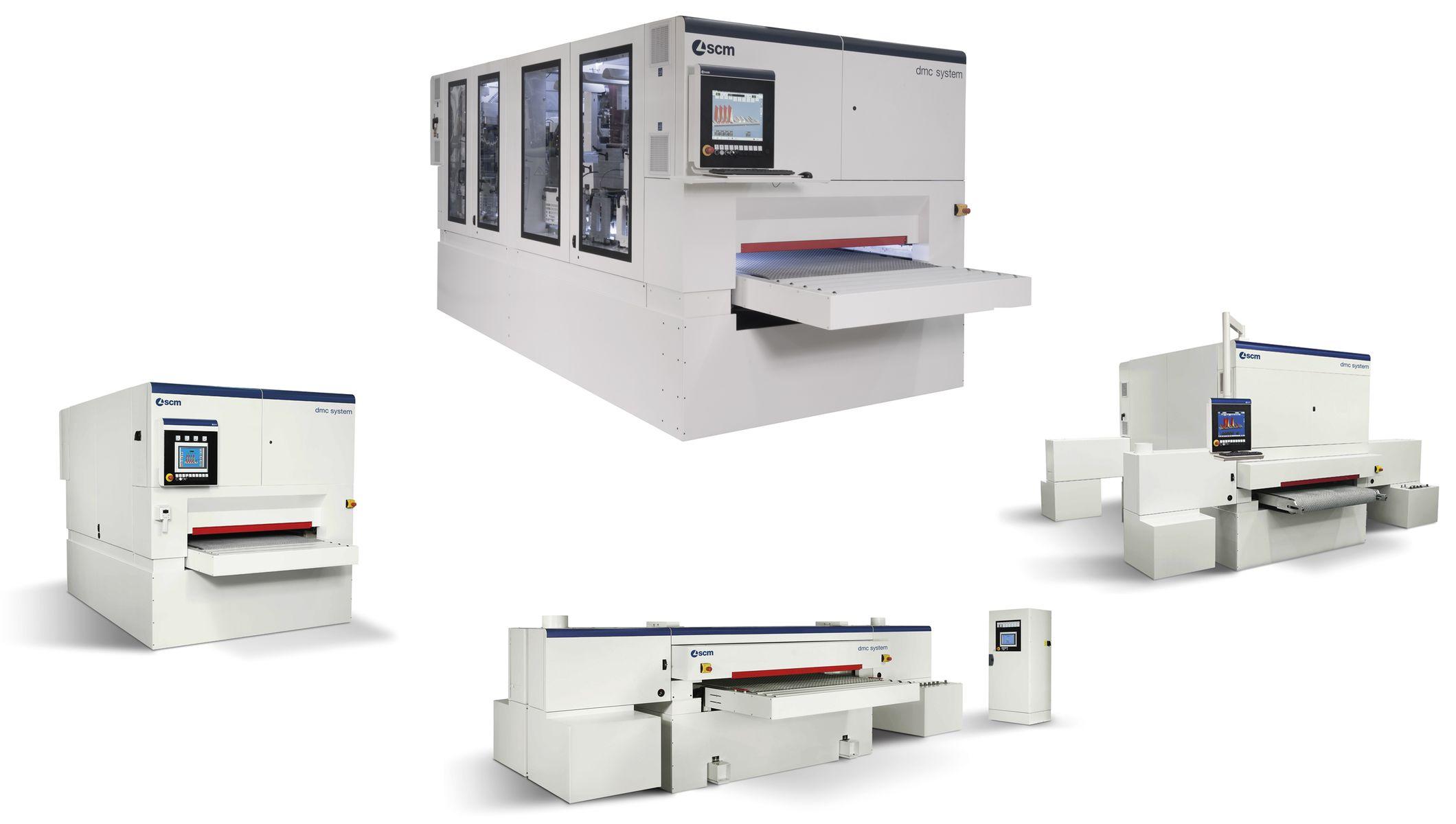A képen a termék, egy DMC System látható.