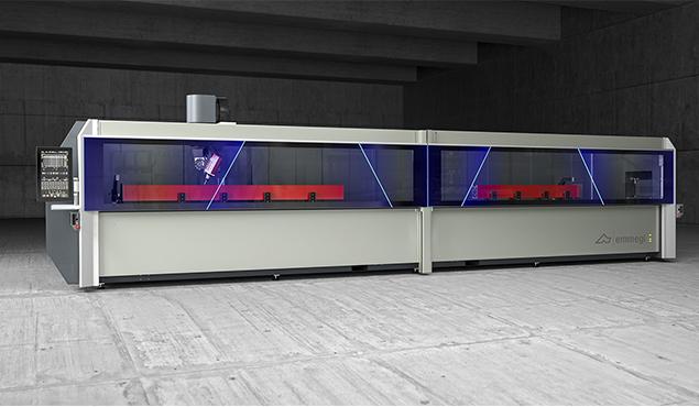 A képen a termék, egy Emmegi Comet R6 CNC megmunkáló központ látható.