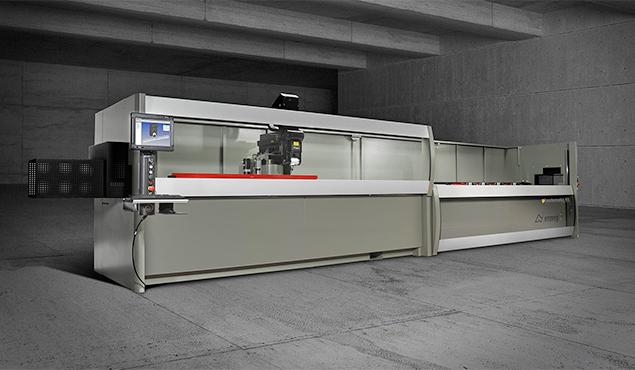 A képen a termék, egy Emmegi Phantomatic X6 CNC megmunkáló központ látható.