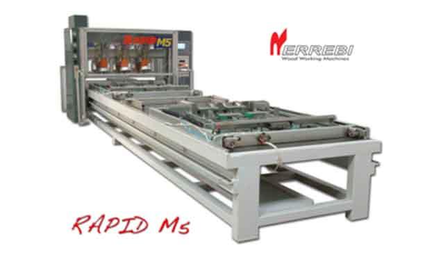 Errebi Rapid M5