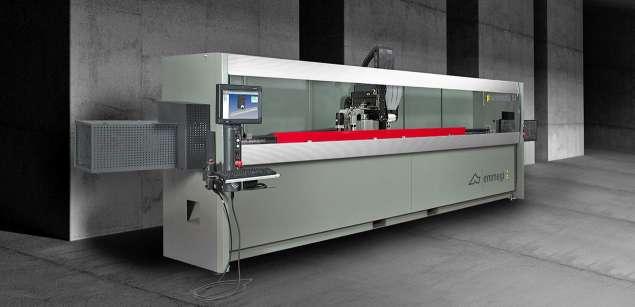 A képen a termék, egy Emmegi Phantomatic X4 CNC megmunkáló központ látható.