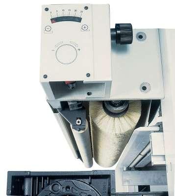 A képen az sd70 kiadagoló fix tisztító egysége látható.