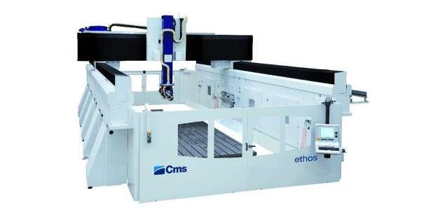 A képen a termék, egy CMS Ethos - CNC Megmunkálóközpont látható.