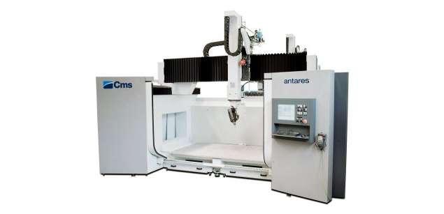A képen a termék, egy CMS Antares - CNC Megmunkálóközpont látható.