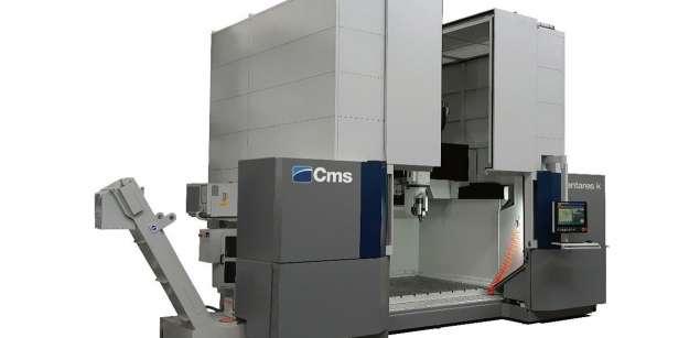 A képen a termék, egy CMS Antares K - CNC Megmunkálóközpont látható.