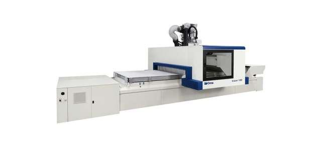 A képen a termék, egy CMS Tracer 100 - CNC Műanyag Megmunkáló látható.