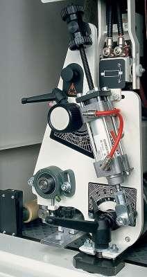 A képen a dmc sd10 csiszológép pneumatikus állítója látható.