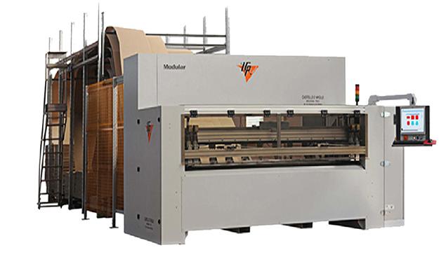 A képen a termék, egy LCR Quark 2800 kartondobozgyártó  látható.