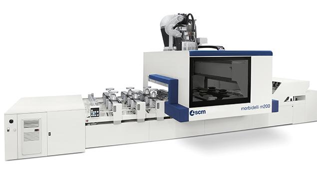 A képen a termék, egy Morbidelli M100-M200 látható.