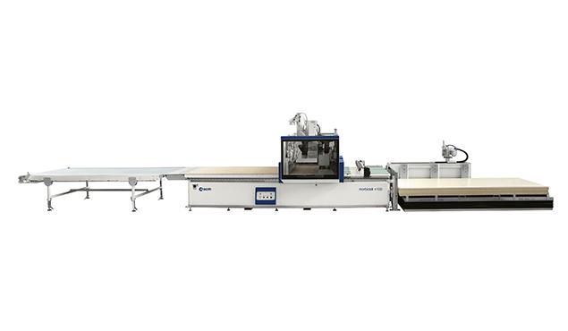 A képen a termék, egy Morbidelli N100 látható.