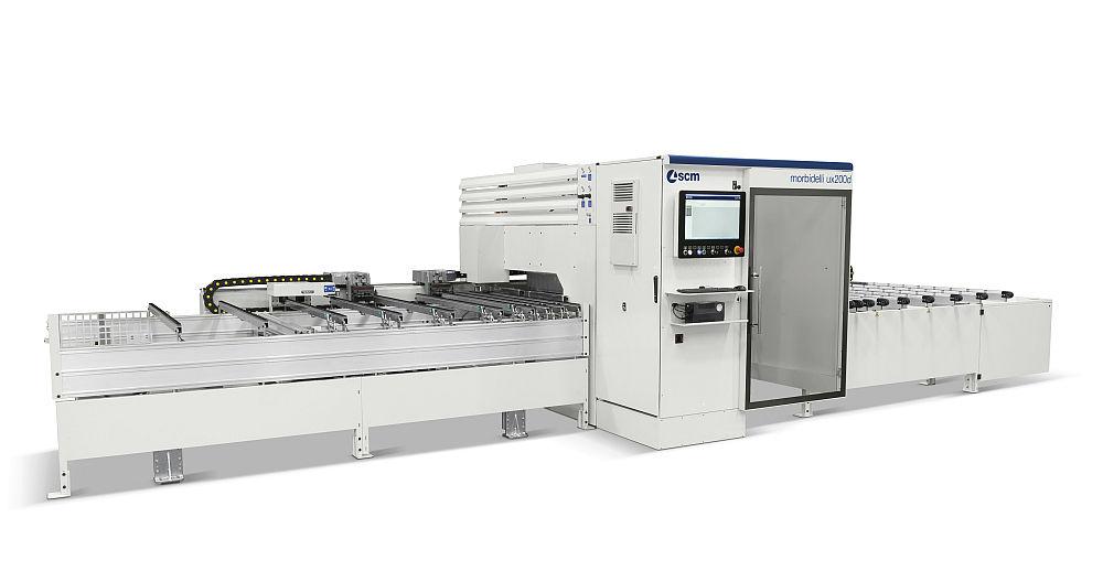 A képen a termék, egy morbidelli ux100/ux200/ux200d cnc megmunkáló központ látható.