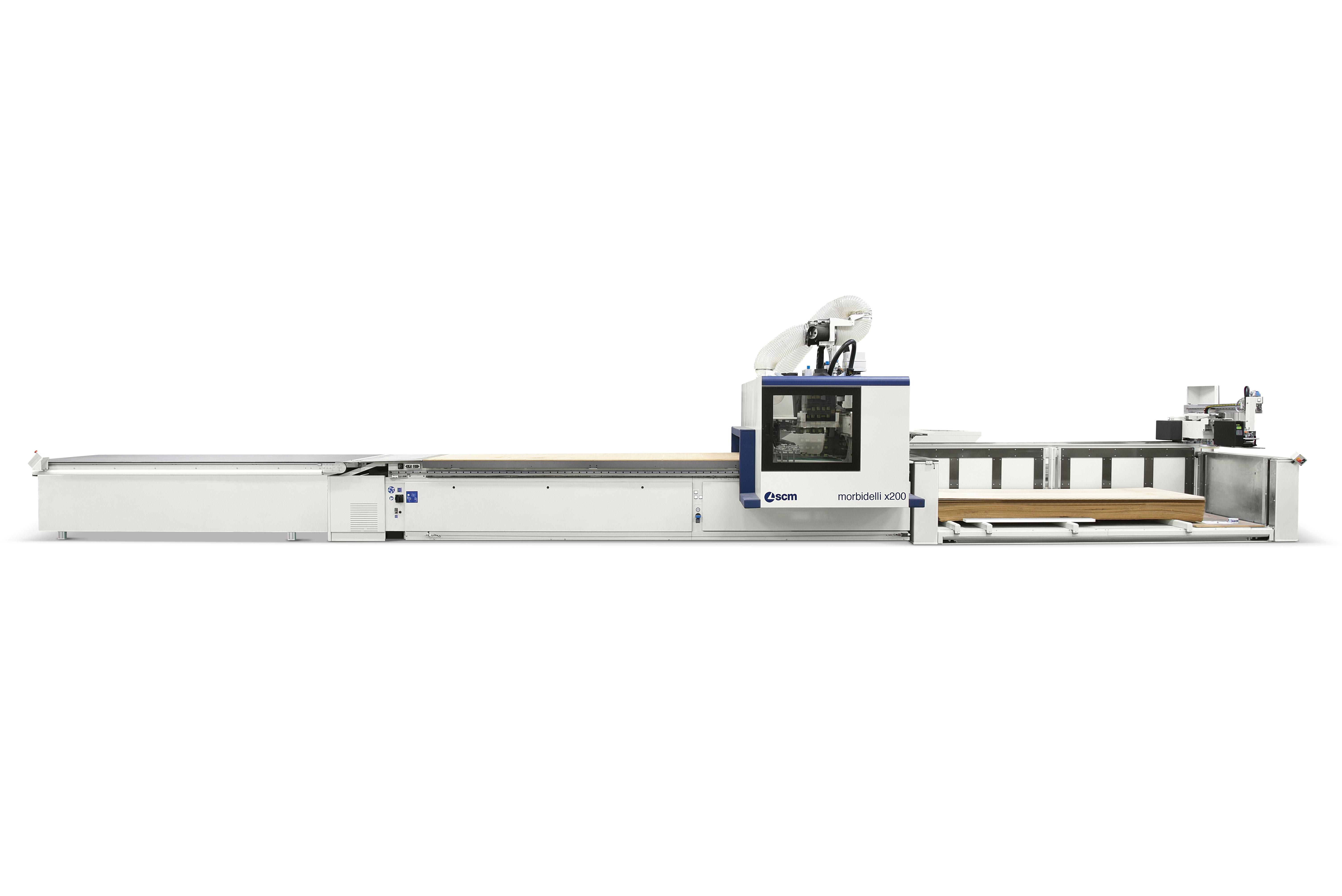 A képen a termék, egy Morbidelli X200 2231 Cell látható.