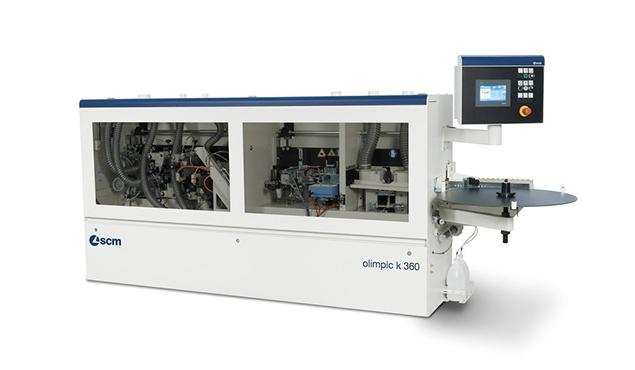 A képen a termék, egy SCM olimpic k560 HP T-ER2 Maestro Pro Edge vezérléssel látható.
