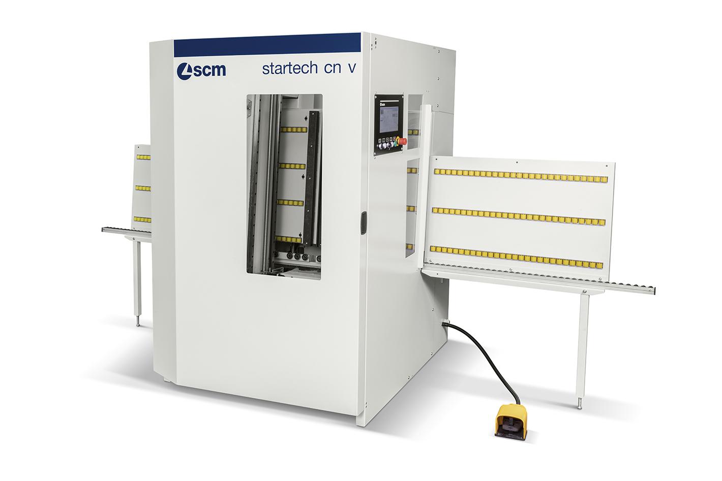 A képen a termék, egy Startech CN V - fúró és nútológép látható.