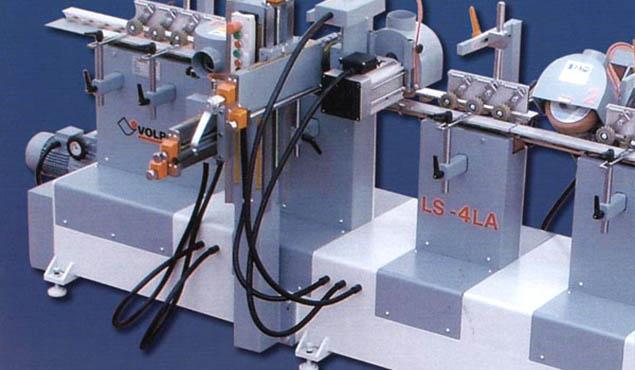 A képen a termék, egy Volpato LS 4 LA látható.